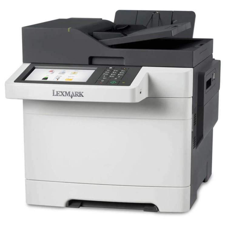 nyomtató teszt lexmark