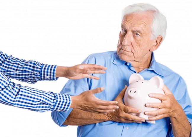 elderly financial exploitations