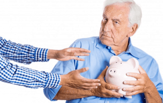 elderly financial exploitations