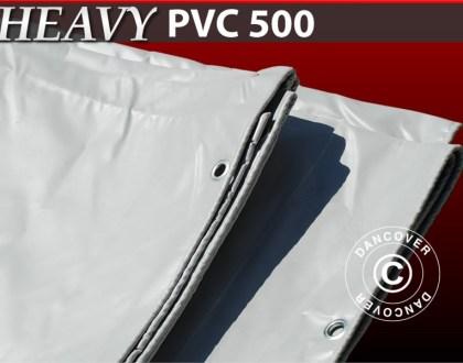 Telo-10X12-M-PVC-500-GM²-GREY