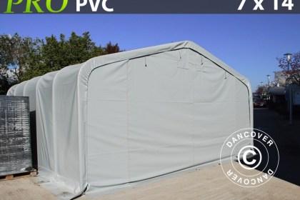 Capannone tenda-PRO-7X14X38-M-PVC