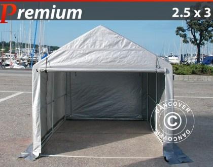 Tenda di deposito 2.5x3x2.3 m