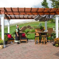 Pergola Shade Canopy | Country Lane Gazebos
