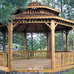 Cedar Adirondack Chairs Plans Handicap Mobile Montana Octagon Gazebos| Gazebos | Gazebo Depot