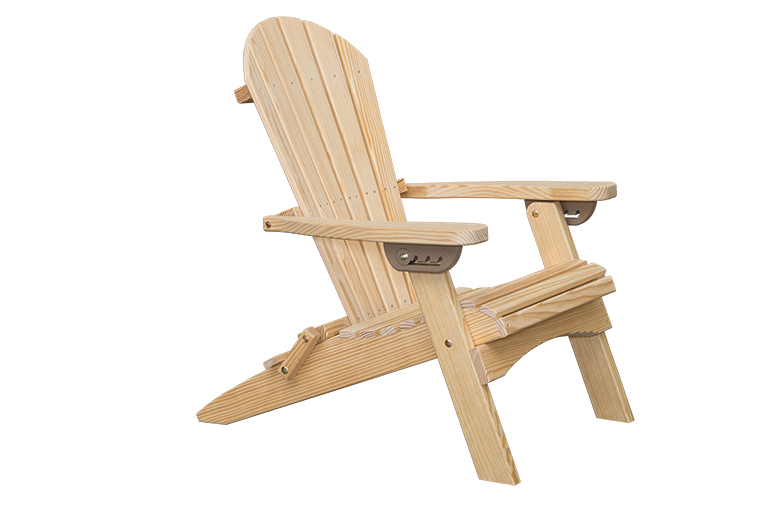 Folding Adirondack Lounge Chair
