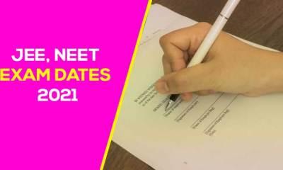 JEE,-NEET-Exam-Dates-2021-gazetapost-update