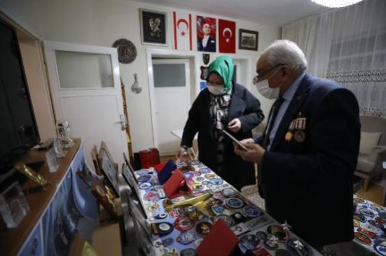 Ο υπουργός Σελτσούκ έσπασε γρήγορα στο σπίτι του βετεράνου της Κύπρου «Ρέσατ Μπάμπα» – Γκαζέτε Ντεμοκράτ