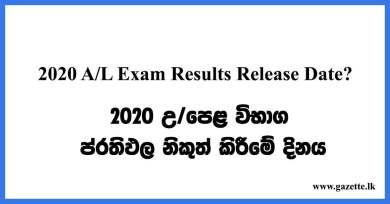 2020-A-L-Exam-Results-Release-Date