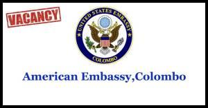 American Embassy,Colombo
