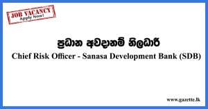 Chief-Risk-Officer---Sanasa-Development-Bank