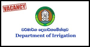 Department of Irrigation