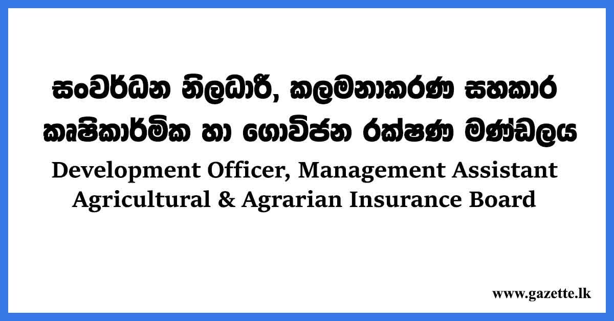 Development-Officer,-Management-Assistant