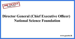 Director-General-(Chief-Executive-Officer)-–-National-Science-Foundation