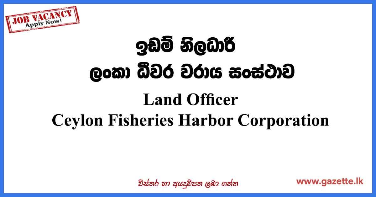 Land-Officer