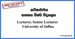 Lecturer,-Senior-Lecturer---University-of-Jaffna