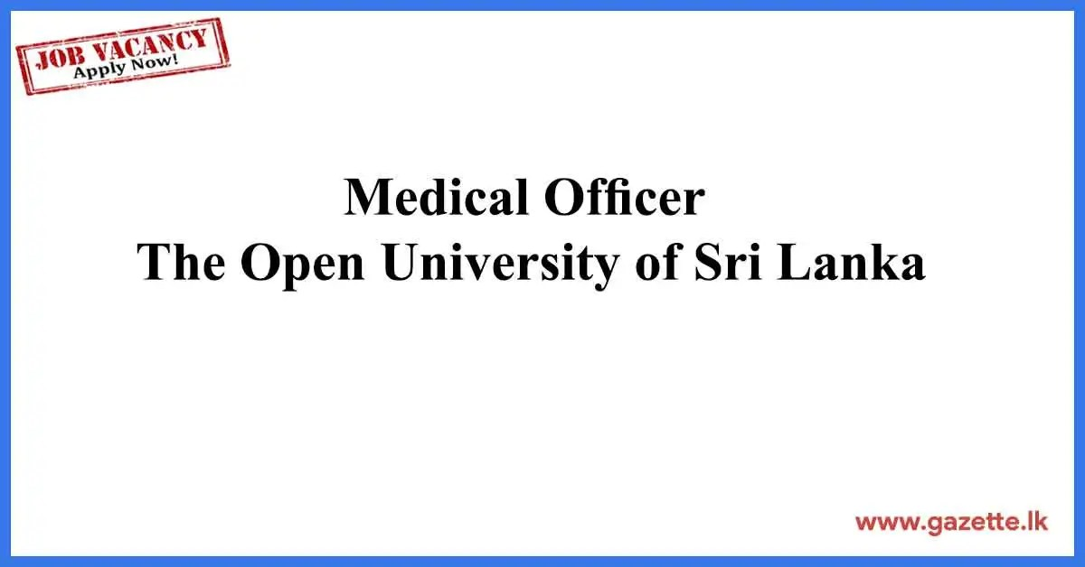 Medical-Officer-The-Open-University