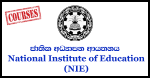 Master of Education Degree Programme 2019 / 2021 – National Institute of Education(NIE)