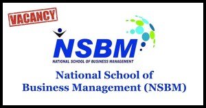 Works Engineer, Technical Officer – National School of Business Management (NSBM)