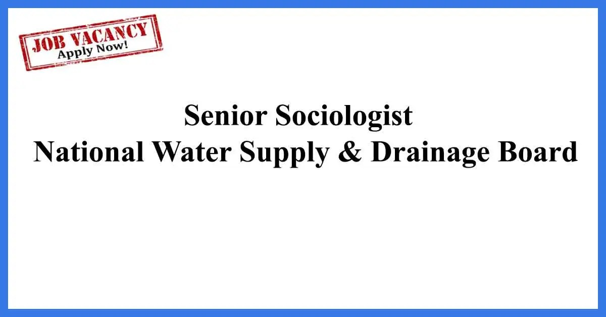 National-Water-Supply-n-Drainage-Board