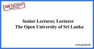 Senior-Lecturer,-Lecturer--OUSL