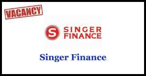 Singer Finance