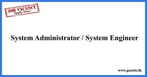 System-Administrator-,-System-Engineer