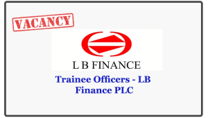 Trainee Officers - LB Finance PLC