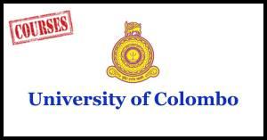 University of Colombo Courses