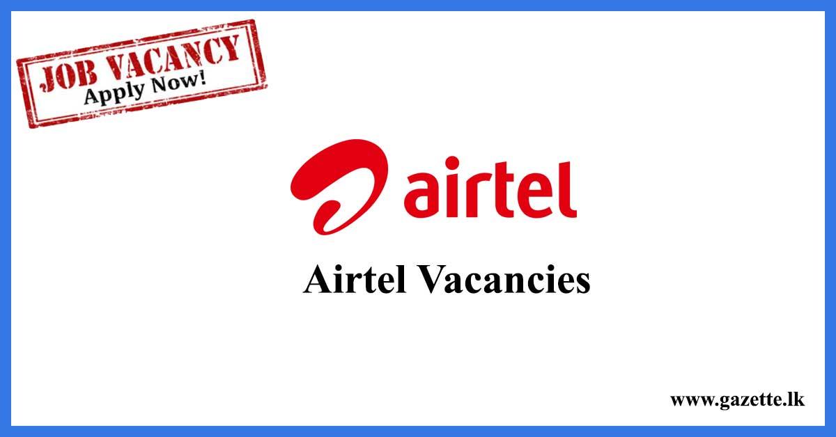 airtel-vacancies