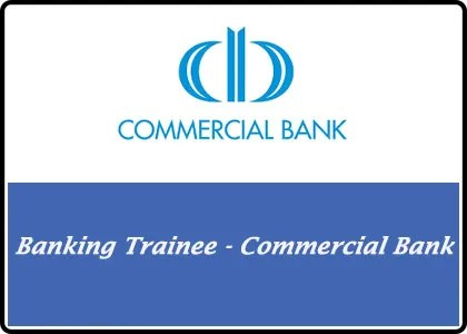 Banking Trainee Commercial Bank Job Vacancies Gazette Lk