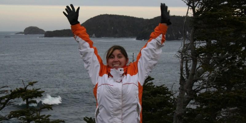 Natasha Jones, online student and winner of DELTS' online learning contest.