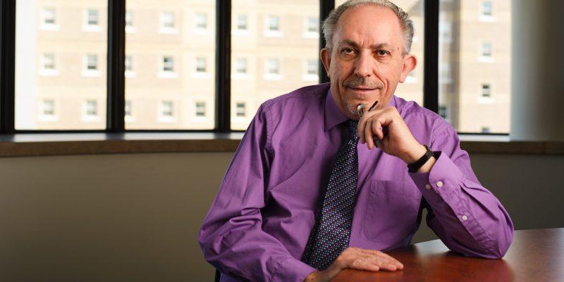 Dr. Paul Rice in School of Music