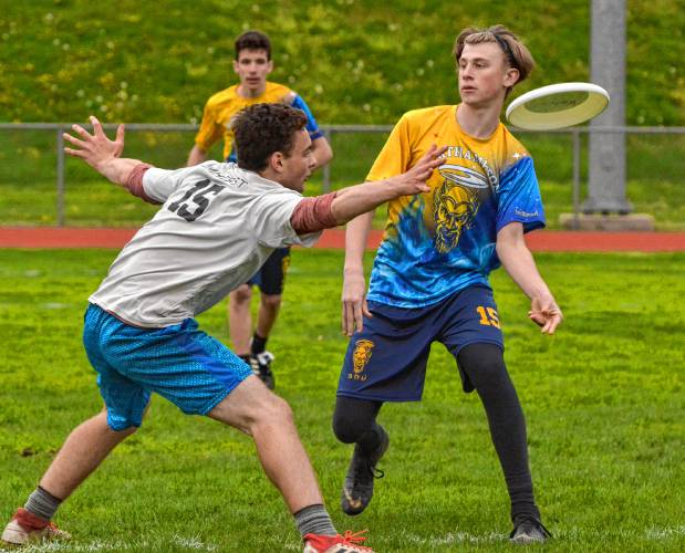 28th annual amherst ultimate