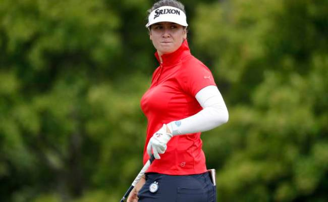 Hannah Green Has Big Early Lead At Women S Pga At Hazeltine