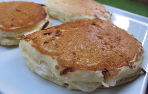 Awesome Lemon Cottage Cheese Pancakes