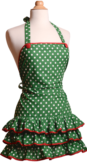 Womens-Apron-KayDee-Deck-the-Halls2