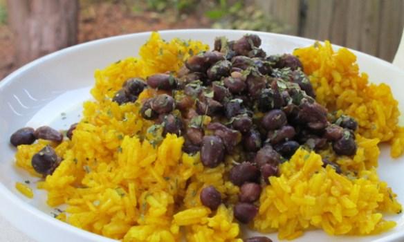 Yellowriceblackbeans