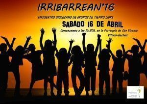 Cartel IRRIBARREAN 2016