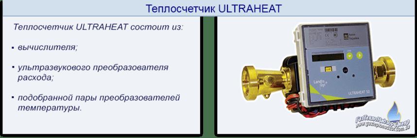 Теплосчетчик ULTRAHEAT