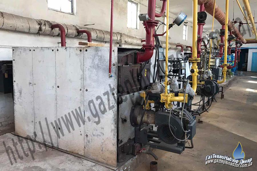 Режимная наладка водогрейного котла КВа-1,0 Гн