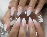 The Best 12 Ombre Nail Art - French fades, unicorn and ...