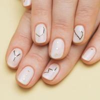23 Beautiful Nail Art Designs and French Manicure in ...