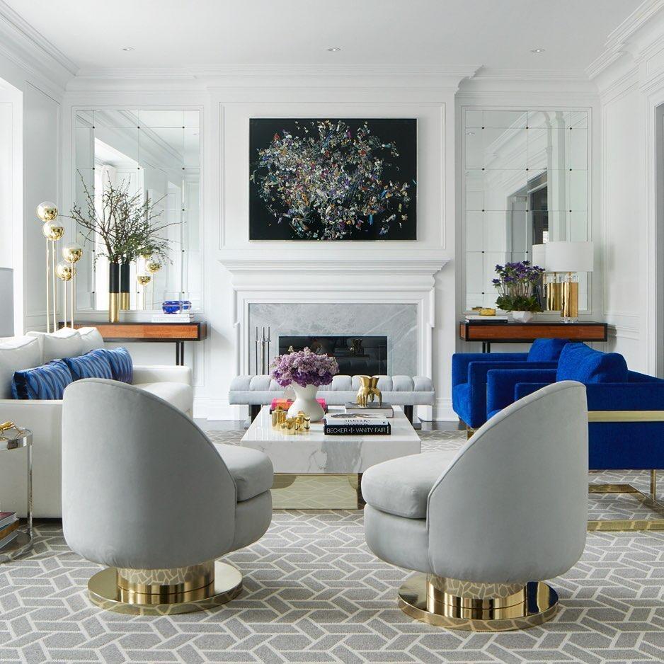 20 Modern Living Room Decor Ideas - Gazzed