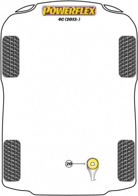 Gazzella Racing Limited > Suspension Upgrade > Powerflex