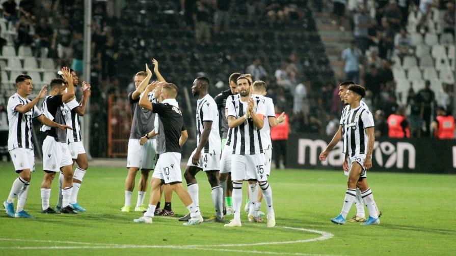 ΠΑΟΚ-Παναιτωλικός 2-1: Τα highlights του αγώνα (vid)
