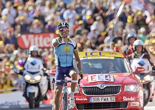 La fucilata di Contador. (GazSport)
