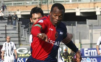 David Suazo, 27 anni, è del Milan. Ap