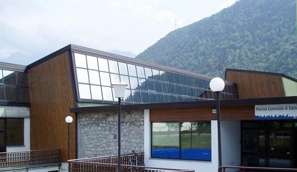 Edolo sabato sar inaugurato il polo sportivo polivalente