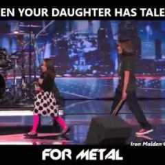 Bambini Metallari!