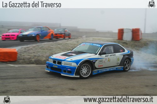 Adolfo Oliverio - Pre Coppa Italia Drifting